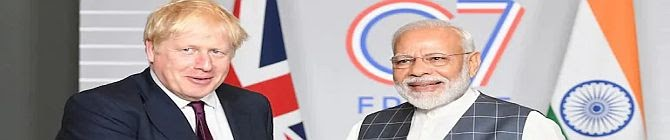 PM Modi And His UK Counterpart Discuss Afghanistan, Vaccine Issue, Climate Conference
