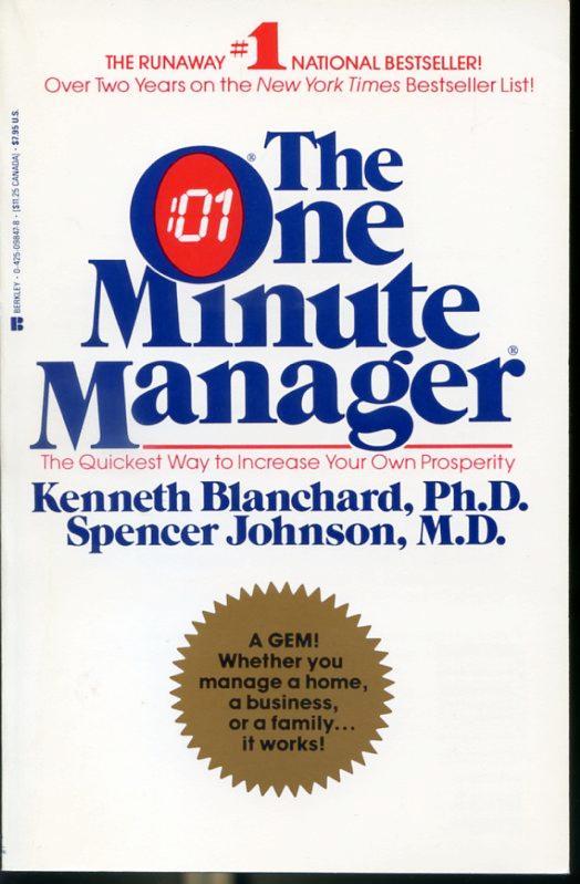 One Minute Mananger