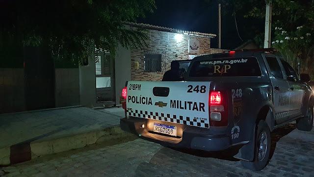Ex- presidiário é morto a tiros dentro de casa no Bairro Paredões em Mossoró, RN
