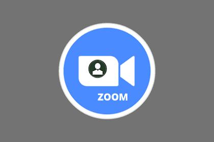 cara pasang foto profil di zoom di hp