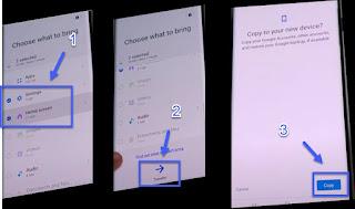 Cara  Verifikasi Akun Samsung A20s SM-A207F