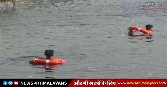 हिमाचल: नदी में तैर रहा था युवक, अचानक से डूबने लगा; तालाश में गोताखोरों को आ रही समस्या