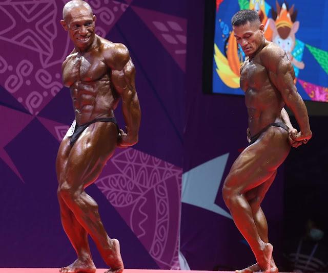 Eduardus Apcowo Kembali Raih Medali Emas di PON XX Papua.lelemuku.com.jpg