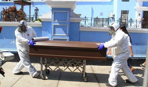 Van más de 127.000 casos de coronavirus en La Libertad