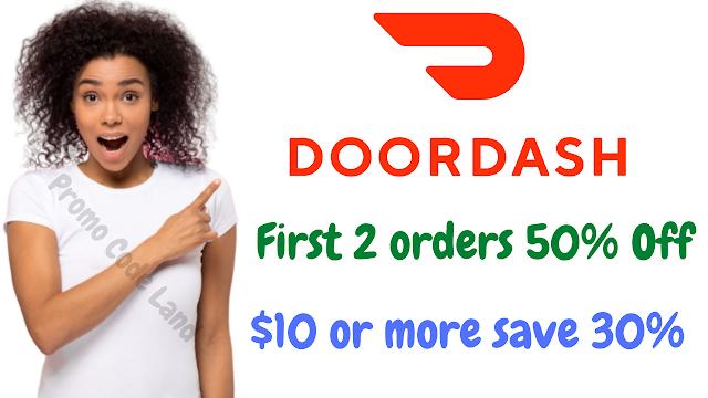 DoorDash Promo Code - 30% Off w/2022 Coupon