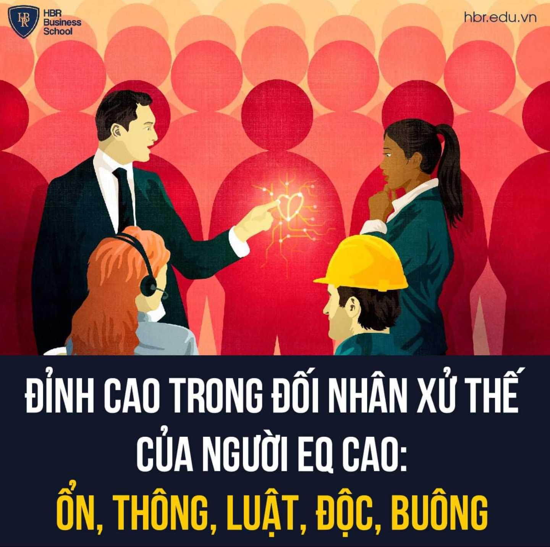 ĐỈNH CAO TRONG ĐỐI NHÂN XỬ THỂ CỦA NGƯỜI EQ CAO!