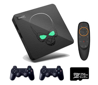 Kinhank Video Game Super Console X King S922X Android 9.0