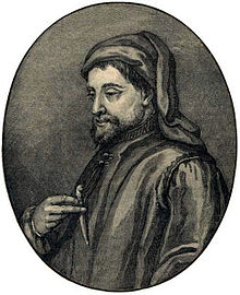 Geoffrey Chaucer What are the lottery relevant in the age of Chaucer?
