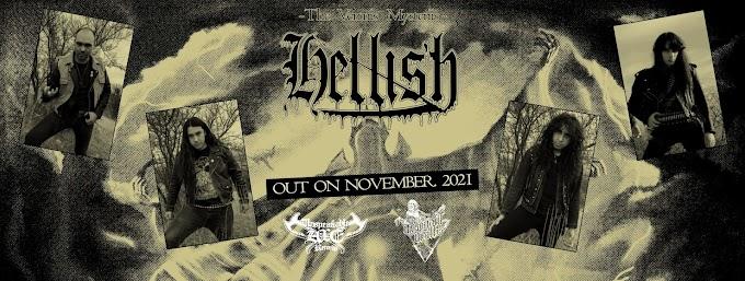 """Hellish presenta su nuevo su nuevo trabajo """"The Vermis Mysteriis"""""""