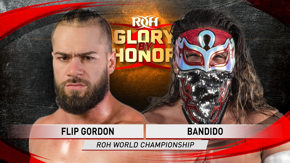 Cobertura: ROH Glory By Honor 2021 – Noite 1 – Só um passo!