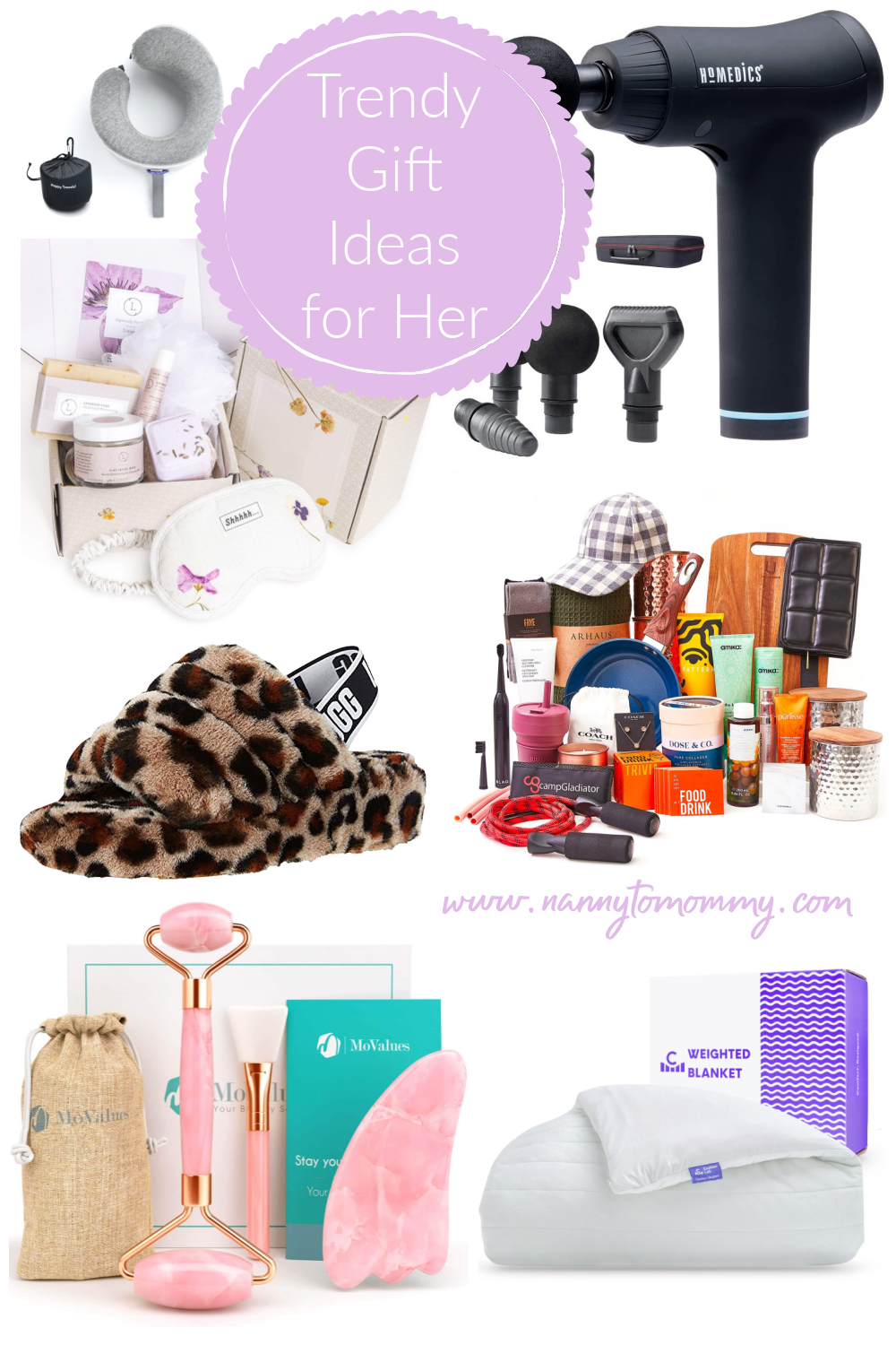 Trendy Gift Ideas for Her This Holiday Season