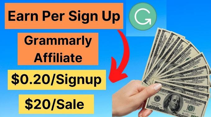 Grammarly Affiliate Program - How to Make Money With Grammarly Affiliate Program