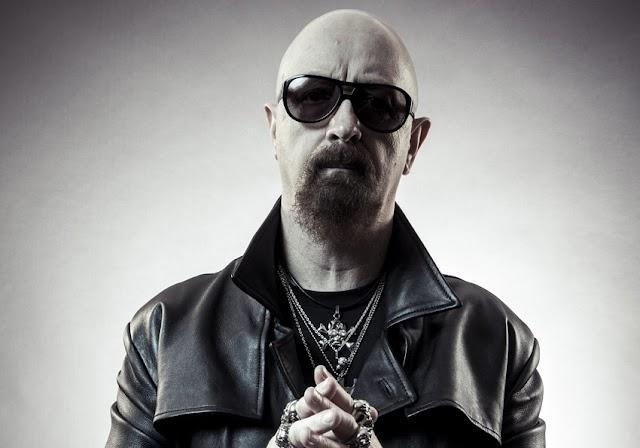 Rob Halford (Judas Priest) revela batalha contra cancro durante a pandemia e divulga imagens
