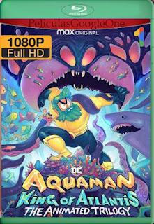 Aquaman: King of Atlantis (2021) Temporada 1[1080p Web-DL] [Latino-Inglés][Google Drive] chapelHD
