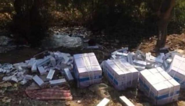 مصر… العثور على آلاف الجرعات من لقاح كورونا في القمامة