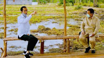 Jokowi Siapkan Anggaran 12 Trilyun Untuk Menjaga Laut China Selatan Natuna
