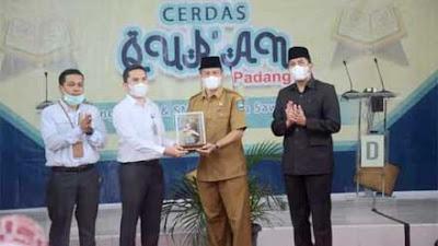 Program Cerdas Quran, Sinergi Pemko Sawahlunto dalam Pembangunan Non Fisik Bersama Media TV