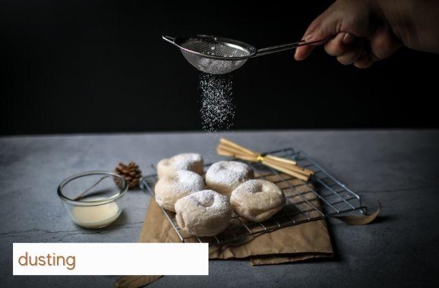 metode pembuatan cake