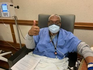 A miracle: Ohio doctor shares experience with monoclonal antibody infusion