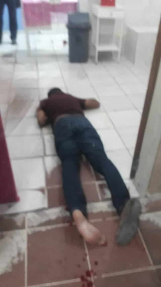 Motorista lotado na secretária de saúde do município de Inhapi é morto dentro da maternidade