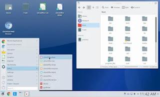 Q4OS Linux - KDE Plasma