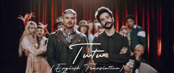 camilo and pedro capo tutu english translation lyrics genius