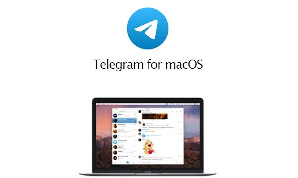 Download Telegram 8.1.3 for macOS