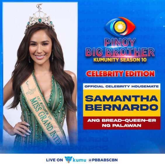 Samantha Bernardo PBB