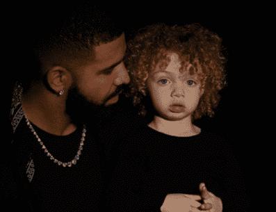 Drake celebra el cumpleaños número cuatro de su hijo Adonis