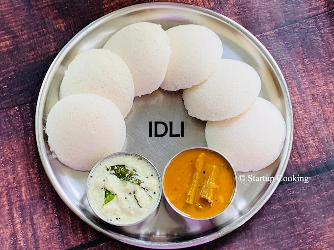 Idli Recipe   How to Make Soft Idli Recipe   Startup Cooking