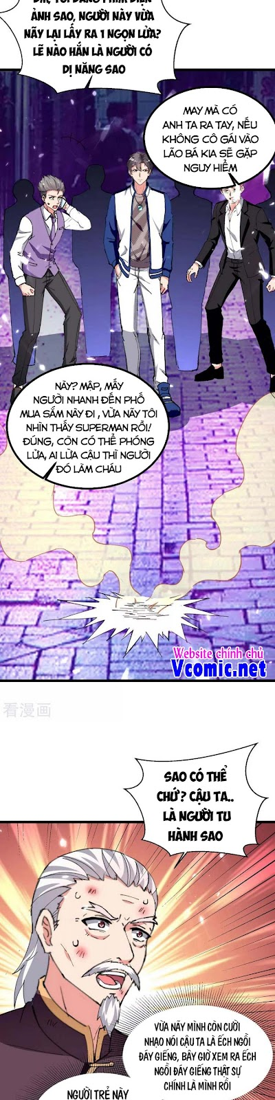 Trọng Sinh Khí Thiếu Quy Lai Chương 230 - Vcomic.net