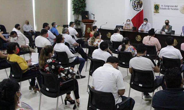 Piden a los alcaldes impulsar en sus municipios las recientes reformas constitucionales de cabildo abierto