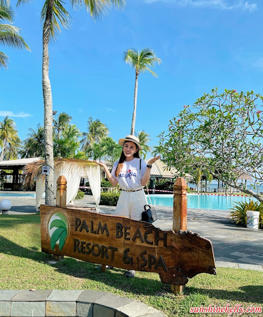 Review: Palm Beach Resort & Spa Labuan, Labuan Sea View Resort, Hotel Review, Resort Review, Labuan, Labuan Geopark, Travel
