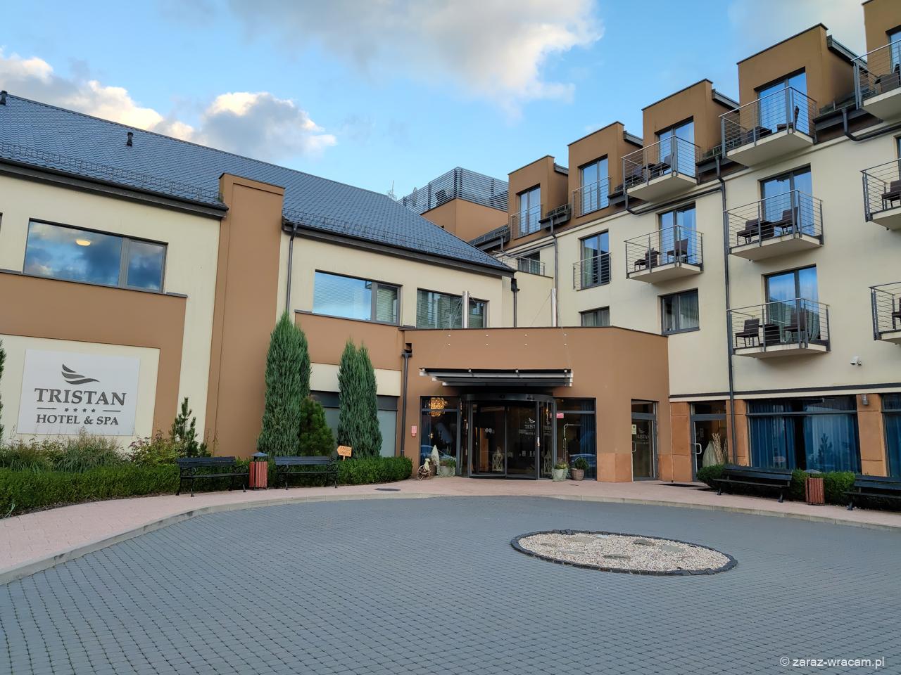 Hotel Tristan & SPA Kąty Rybackie