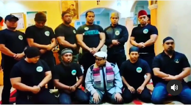 Babe Haikal Perkenalkan Bodyguard Ulama: Otot Kawat Tulang Besi, Cinta Solawat Rajin Mengaji