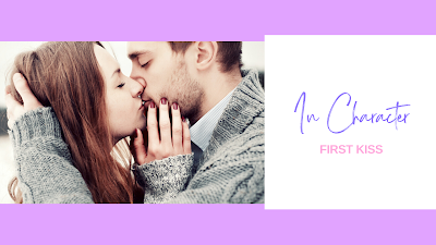 In Character - First Kiss Title Image