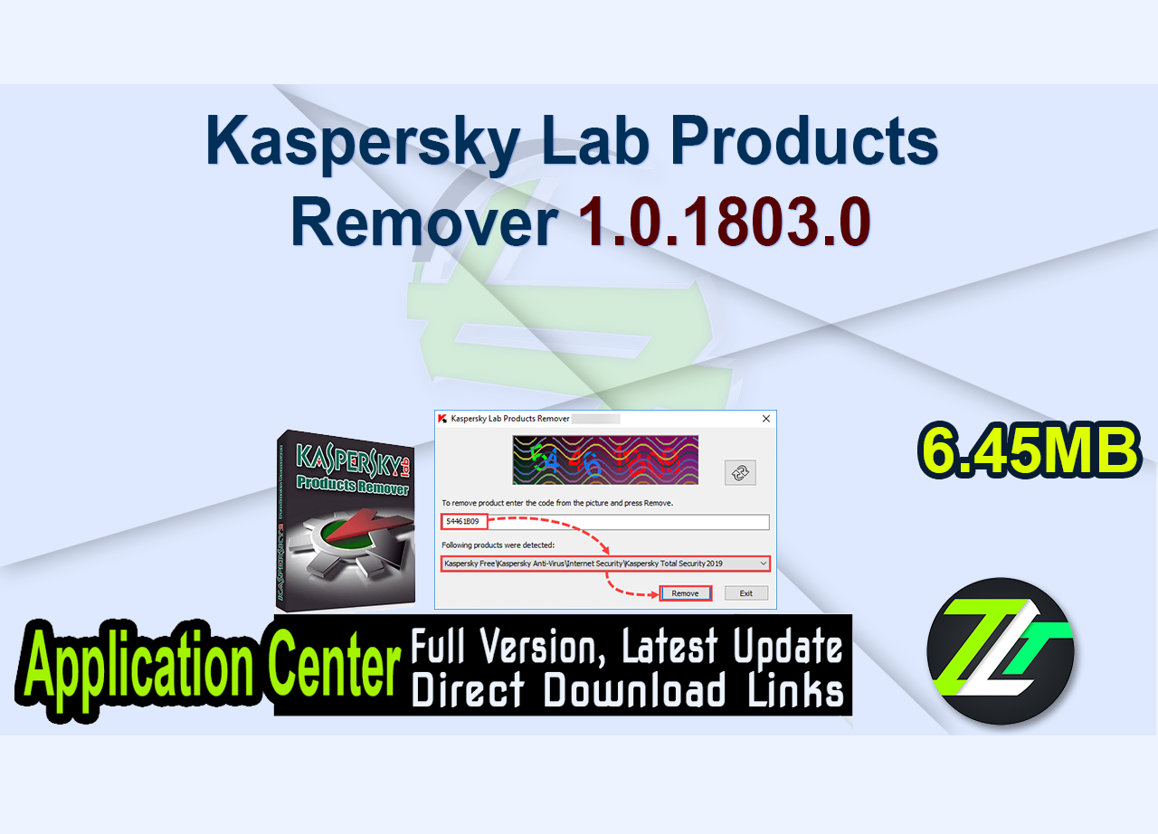 Kaspersky Lab Products Remover 1.0.1803.0