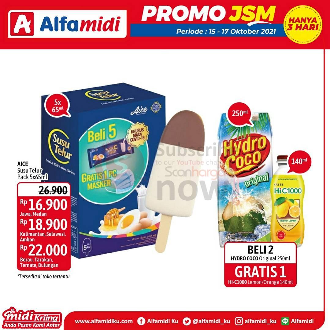 Katalog Promo JSM Alfamidi 15 - 17 Oktober 2021 3
