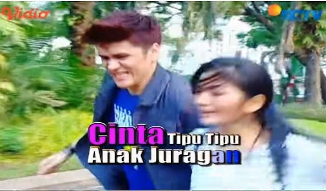 Nama Pemain FTV Cinta Tipu Tipu Anak Juragan SCTV