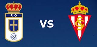 Resultado Oviedo vs Sporting segunda 9-10-21