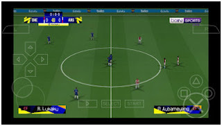 Download eFootball PES 2022 PPSSPP Mobile English Commentary Peter Drury Updated & New Transfer 2021/22 Season