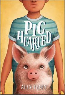 #NewBook #DebutAuthor #2021Books Spotlight on New Book Debut Author Alex Perry #pig #dog #organtransplant