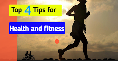 4 Unique Health and Fitness Tips