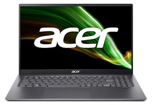 Acer Swift 3 2021 laptop