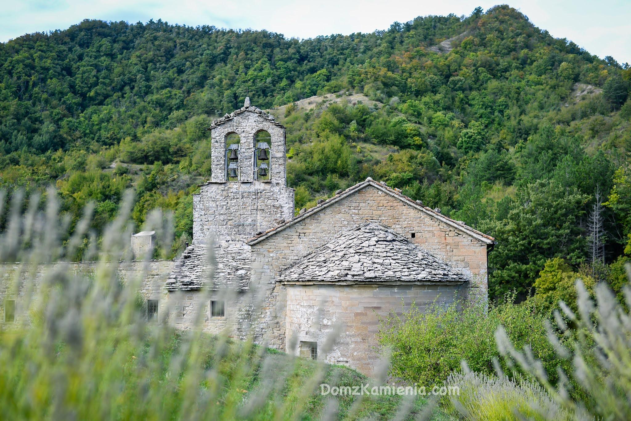 Warsztaty trekkingowo - kulinarne Marradi, Dom z Kamienia
