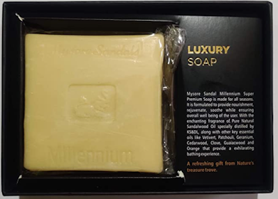 Mysore Sandal Millennium Soap For Everyday Use for Every Uses in All Season