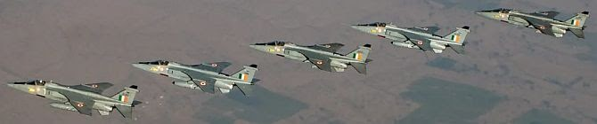 Indian Air Force To Take Part In Exercises In Israel, Egypt