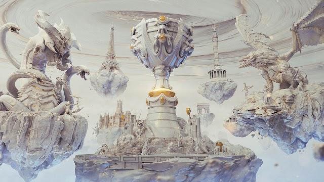 League of Legends Worlds 2021 Finali Avrupa'da Sinemalarda!