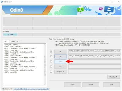 Odin 4 File CP