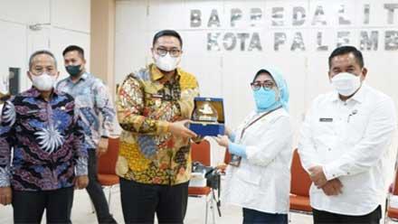 TPID Tanah Datar Laksanakan Capacity Building ke Palembang